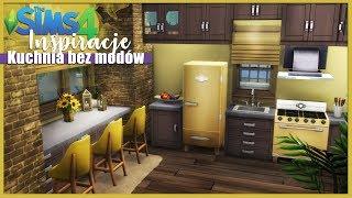 KUCHNIA BEZ MODÓW  - The Sims 4 Inspiracje