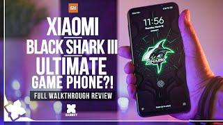 Xiaomi Black Shark 3 - Ultimate gaming phone?? Full walkthrough review [xiaomify]
