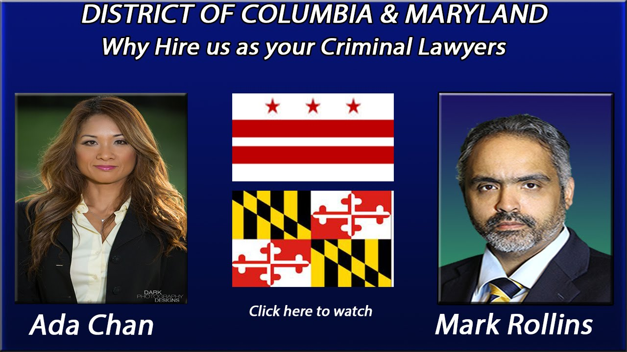 DC DUI Lawyers | DC Criminal Lawyers | Rollins and Chan Law Firm