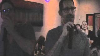 Nicholas Brendon and Kelly Donovan - Unforgiven - Karaoke - June 18, 2011