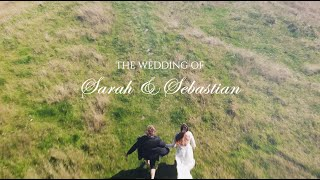 The wedding of Sarah & Sebastian