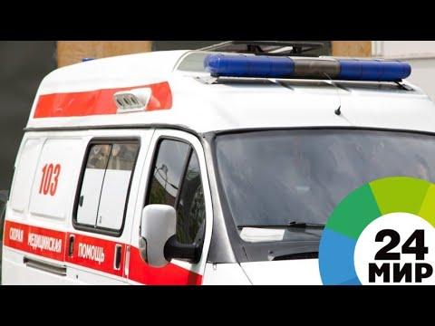 Три человека погибли при аварии маршрутки под Брянском