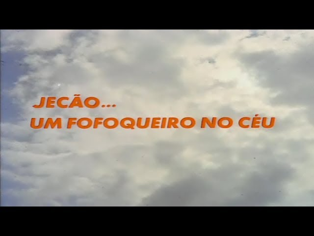 Jecão, um Fofoqueiro no Céu (1977)