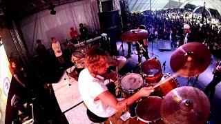 O Rebu - Damas da Noite - Celso Blues Boy Festival de Garanhuns -Fábio Brasil - Drum Frame