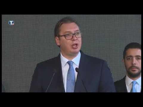 Vučić: Dosta šamaranja Srbije, šta je sa našim žrtvama