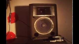 Behringer VP1220 Passieve Speaker!