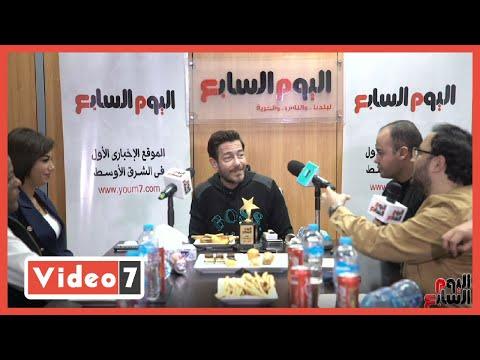 أحمد زاهر- مش مسموح لبناتي تمثيل مشهد بوسة حتي ولو في الهواء