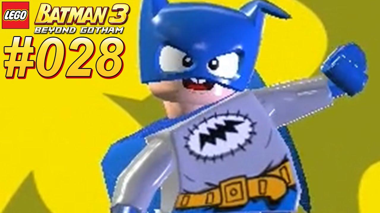 Lego Batman Spiele