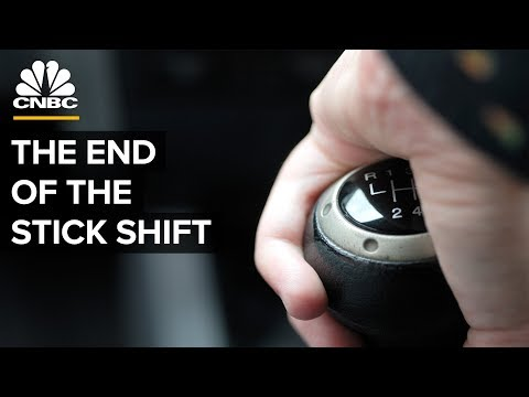 Why Stick Shifts