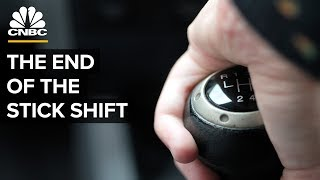 Why Stick Shifts Are Going Extinct