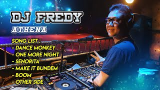 "Download Lagu DJ FREDY ""DANCE MONKEY vs ONE MORE NIGHT vs SENORITA vs OTHER SIDE"" mp3"
