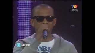 Muzik-Muzik Semifinal-Teman Pengganti (Black ft RJ)