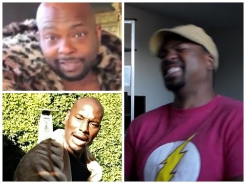 Spanky Hayes Response to Tyrese Gibson REACTION!!!