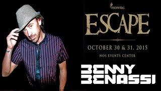 BENNY BENASSI AT ESCAPE:PSYCHO CIRCUS