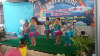 Anak tk Dancing yale-yale