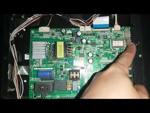 Perbaikan TV Panasonic