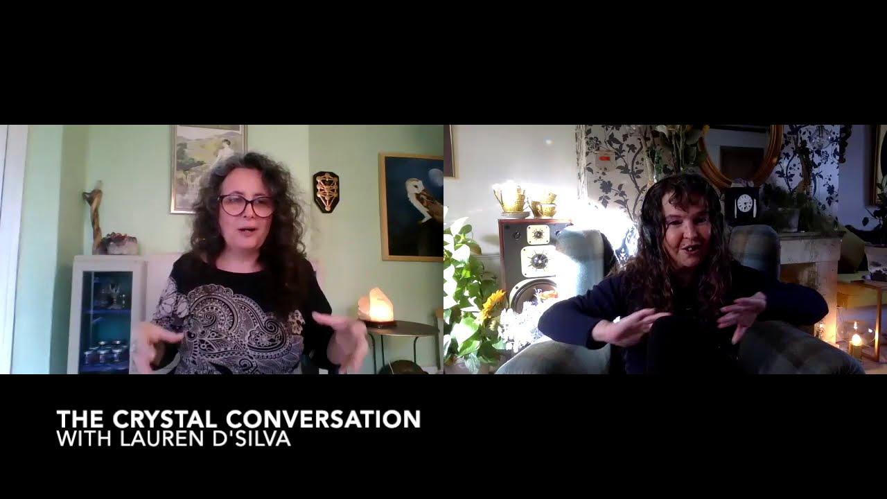 Crystal Conversation