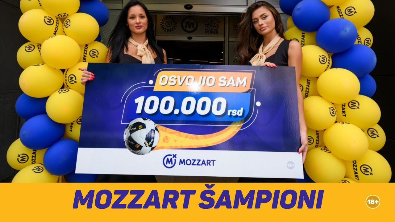 """U velikom Mozzartovom takmičenju """"Naplati najveći promašaj"""" isplaćeno 2.200.000 dinara"""