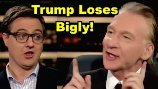Trump Loses Bigly! - Bill Maher, Chris Hayes & MORE! LV Sunday LIVE Clip Roundup 205