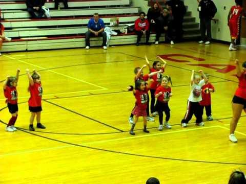 Calumet High School Peewee Dance Camp 2012