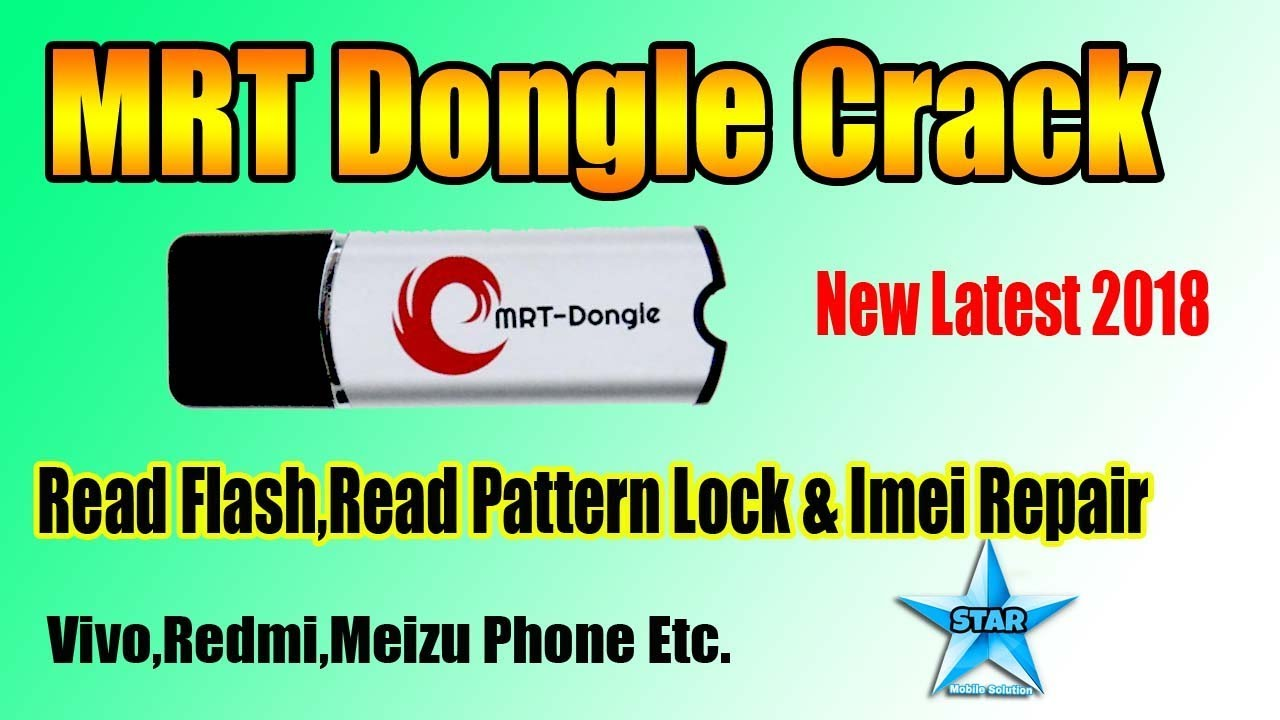 mrt dongle 2.60 crack download