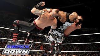 Dudley Boyz vs. The Ascension: SmackDown, Aug. 27, 2015