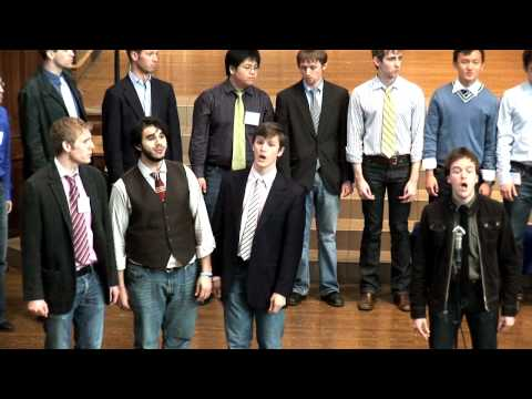 """""""Somebody to Love"""" by The Yale Spizzwinks(?) of 2005-09"""