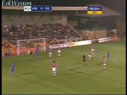 Chelsea Reserves v Arsenal Reserves (A) 09/10