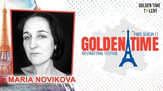 Golden Time Distant Festival | 17 Season | MARIA NOVIKOVA |GTPS-1701-0748