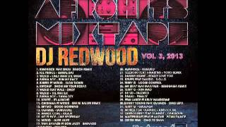 Afrobeat Vol3, 2013 / DJ REDWOOD MIXTAPE