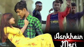 Aankhein Meri ||very sad love 💔 story || LOVE TOUCH || Love story video 2021