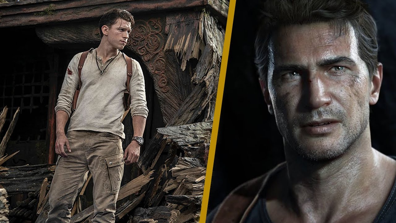 Here's Your First Shot Of Tom Holland In 'Uncharted' As Young ...