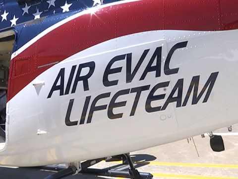 KTVO Reporter takes flight with Air Evac