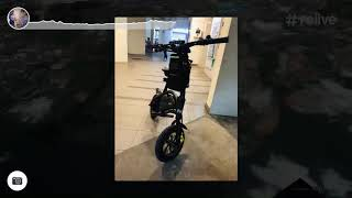 #GENESISSCOOTS Garmin Relive Scoot Riding Outing DYU Fiido Dualtron Electric Scooters Ryan Genesis +