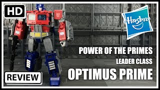 Transformers Power Of The Primes Leader Class Optimus Prime
