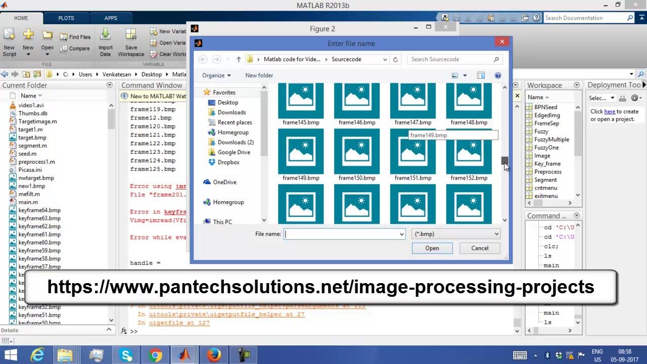 Matlab Code for Video Segmentation