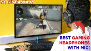 Xanova Juturna Gaming Headphones Review! Best for PC gamers? 3x Giveaway!