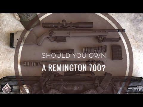 Download Should you own a Remington 700?