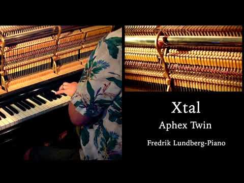 Xtal - Aphex Twin (Solo Piano Live)