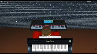 Shizou wo Sasageyo - Shingeki no Kyojin/Attack on Titan by: Revo on a ROBLOX piano.