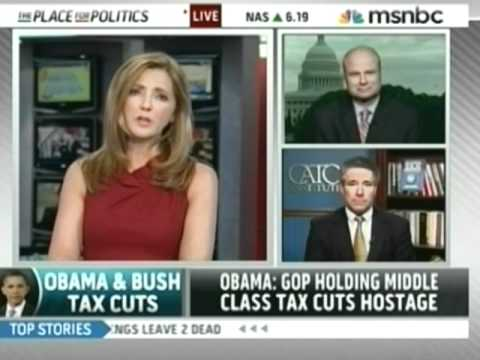 Dan Mitchell discusses the Bush Tax Cuts