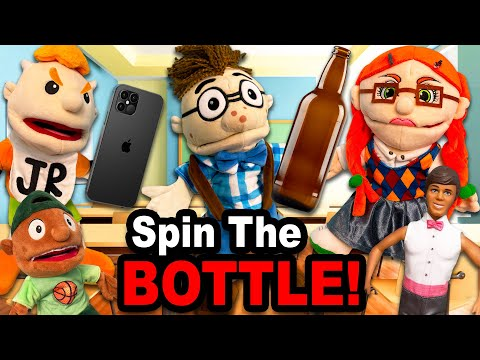 SML Movie: Spin The Bottle!