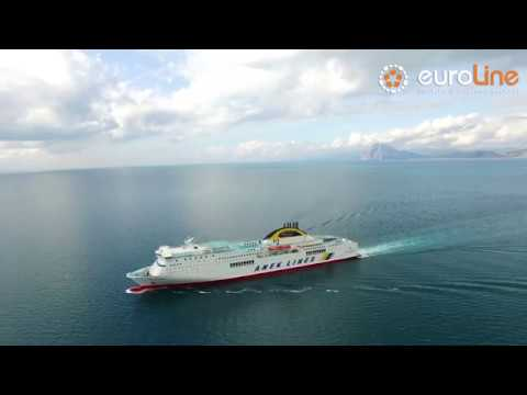 Euroline_travel - Anek lines - Port of Patras