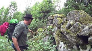Bushcraft Overnight Abenteuer und Prähistorische Funde 1/2