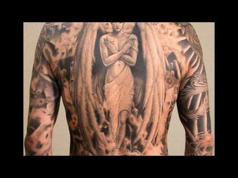 62 Cool Angel Tattoo Ideas