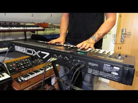 How To Restore A Yamaha Dx Fd