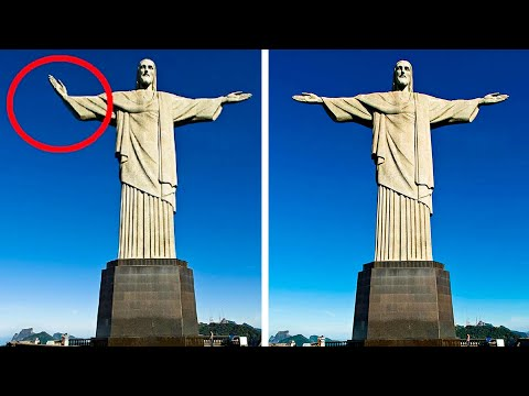 5 Mysterious Moving Statues Caught On Camera