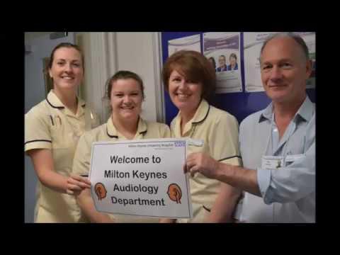 Milton Keynes University Hospital Audiology Department Tour