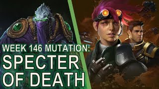 Starcraft II Co-Op Mutation #146: Specter of Death [Tower Offense]
