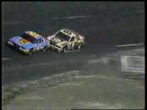 Bonnet and Petty comment on racing Bill Elliott